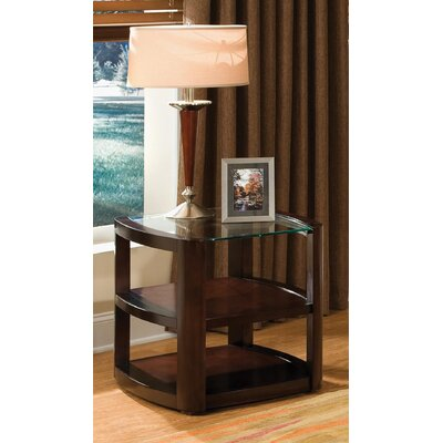 Buy low price eddie bauer hunts point leg end table by for Furniture 5th avenue
