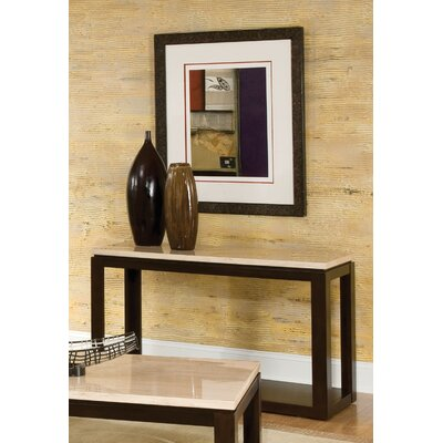 Cheap Standard Furniture Vancouver Sofa Table in Dark Brown (SJ3548)