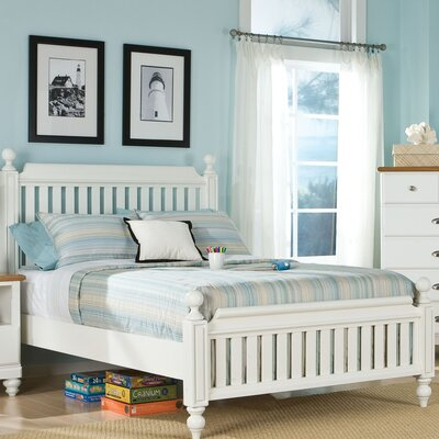 Easy financing Sunset Hill Slat Bed...