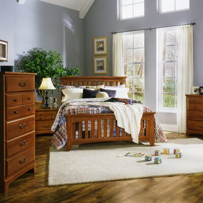 Lease to own City Park Slat Bedroom Collection...