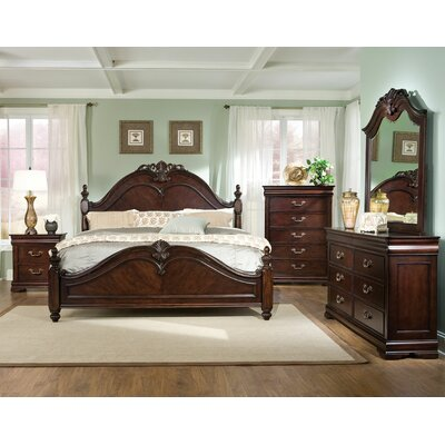 Buy Low Price Standard Furniture Westchester Panel Bedroom Collection ...
