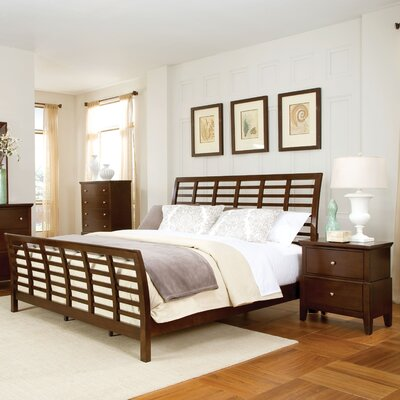 buy low price standard furniture scottsdale sleigh bedroom