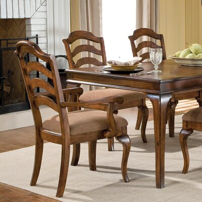 Buy Low Price Standard Furniture Crossroads Arm Chair Set Of 2 Dining Chair Mart