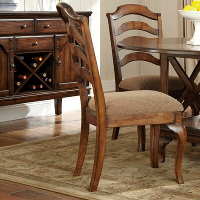Credit for Crossroads Side Chair (Set of 2)...