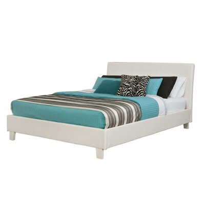 New York Queen Upholstered Platform Bed