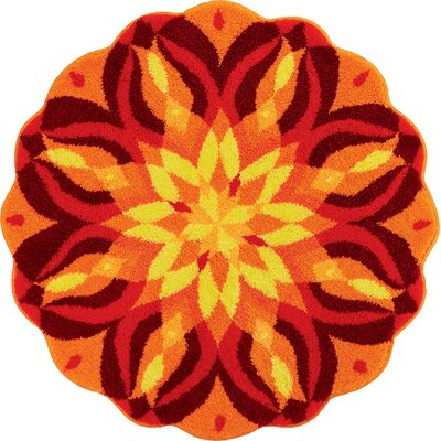 Knoweldge of Self Series Tapestry Mandala Art Area Rug