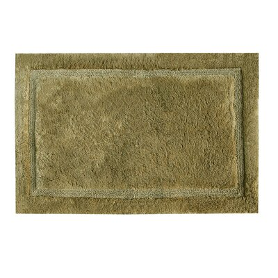 Asheville Organic Cotton Bath Rug Color: Camel, Size: 21 W x 34 L