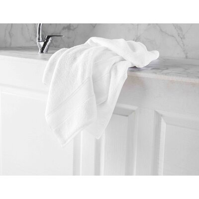 Aster Bath Sheet Color: White