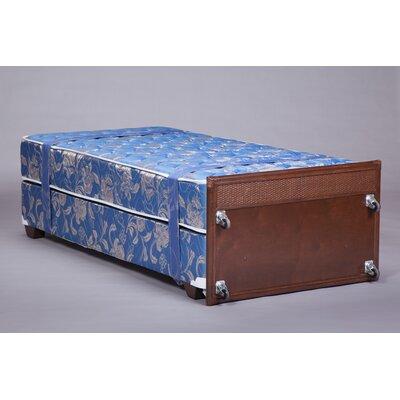 Panel Bed Finish: Pecan