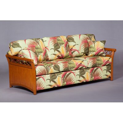 World Wide Hospitality Furniture Sleeper Sofa - Finish: Tea