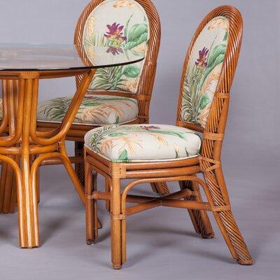 Side Chair Finish: Tea