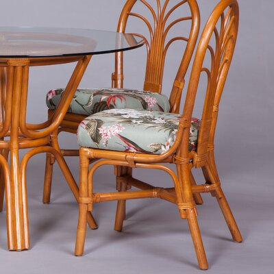 Side Chair Finish: Mocha
