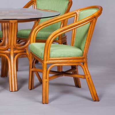 Side Chair Finish: Pecan