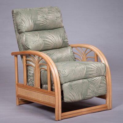 Summer Time 2 Position Recliner Frame Finish: Pecan