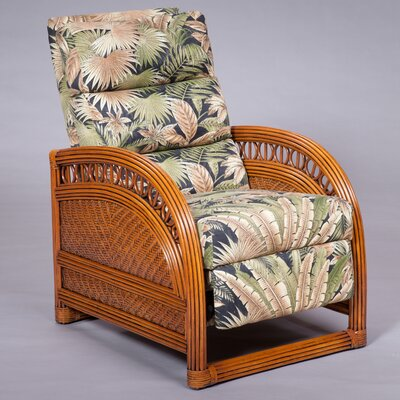 Recliner Frame Finish: Mocha