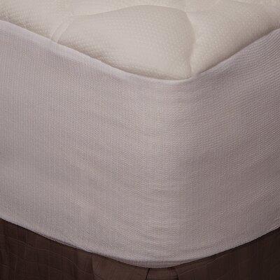 1.5 Down Alternative Mattress Pad Size: 34 W x 75 L