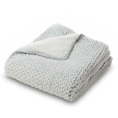 Essential Mink Faux Fur Throw Blanket