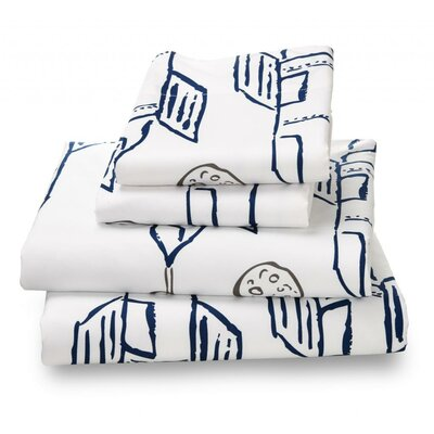 Luxury 4 Piece Sheet Set Size: Full
