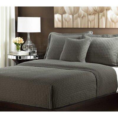 Amadora Design Concepts Rocco Luxury 3 Piece Quilt Set - Size: King