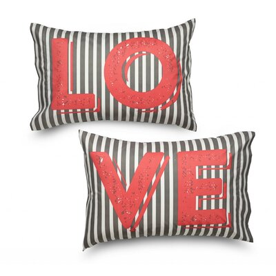 Love Ultra Mircofiber Pillowcase Set