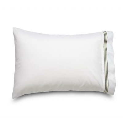 Queen Ultra Microfiber Pillowcase Color: Sage