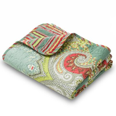Kenlee Quilted Throw Blanket