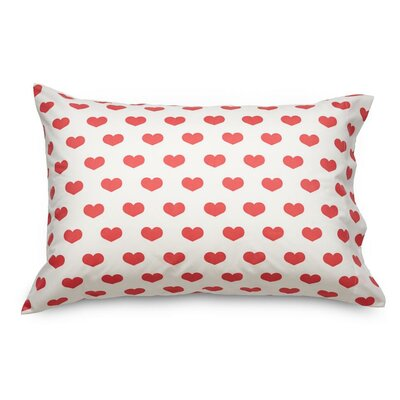 Heart Ultra Mircofiber Pillowcase