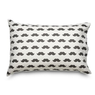 Mustache Ultra Mircofiber Pillowcase
