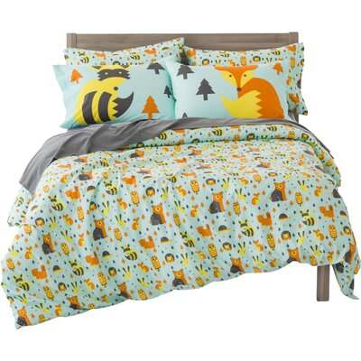 Luxury Duvet Cover Set Size: Full/Queen