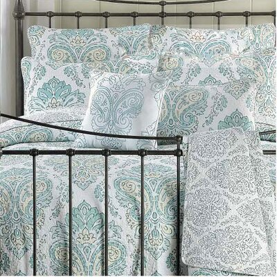 Mila 3 Piece Quilt Set Size: Queen