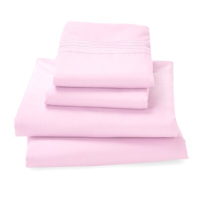Double Brushed 3 Piece Sheet Set