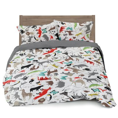 Duvet Cover Set Size: Full / Queen