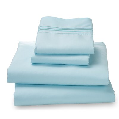Luxury Ultra Bed Microfiber Sheet Set