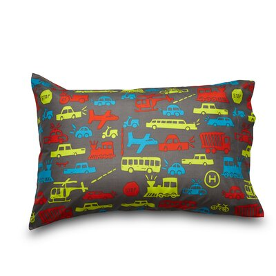 Drumakeely Small Transportation Duvet Set Size: Full/Queen