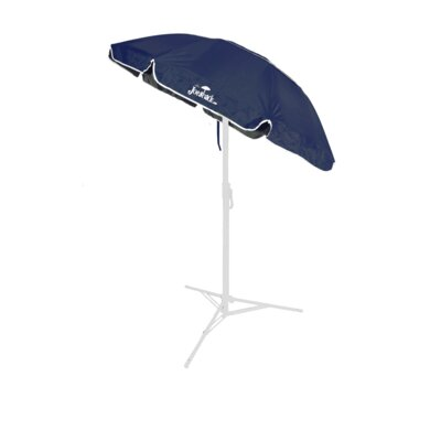 5 Beach Umbrella Color: Blue