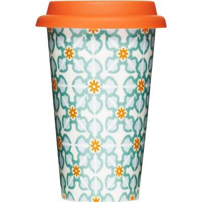 Sagaform Tile Take Away 8.5 oz. Mug 5016510-2