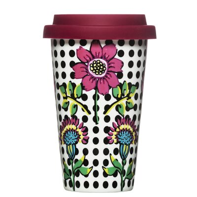 Sagaform Bloom Take Away 8.5 oz. Mug 5017103-2