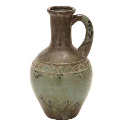 Single Handle Urn Vase