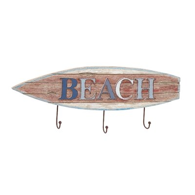 Surfboard Wall Hook