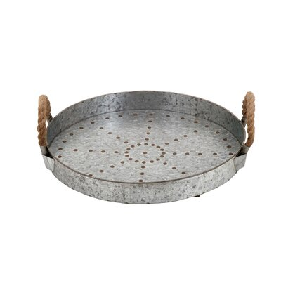 Galvinized Rope Tray