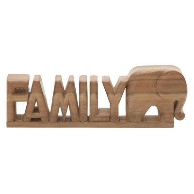 Family Elephant Sculpture