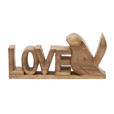 Love Bird Sculpture