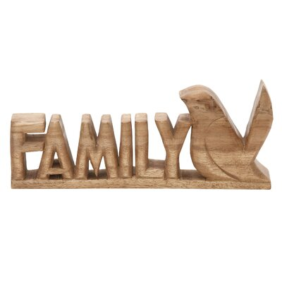 Family Bird Sculpture