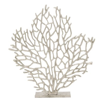 Aluminum Tree Sculpture