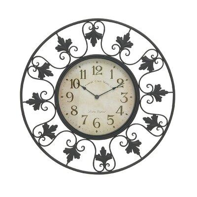 23 Metal Outdoor Wall Clock
