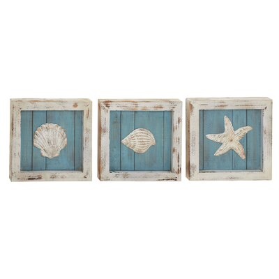 3 Piece Wood Wall Decor Set
