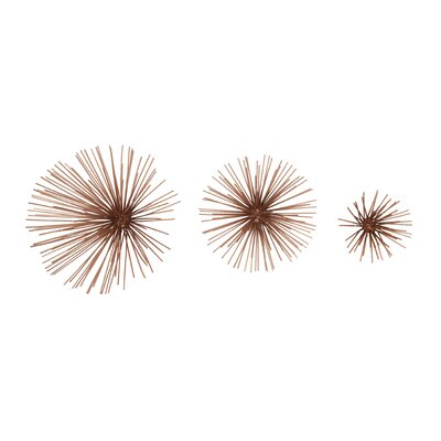 3 Piece Metal Wire Ball Set