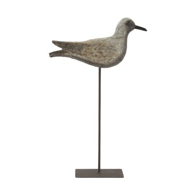 Sea Bird Sculpture