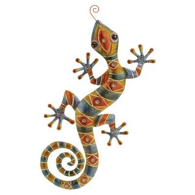 Metal Lizard Figurine 55104