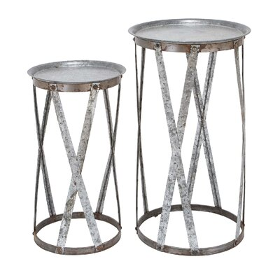 2 Piece End Tables